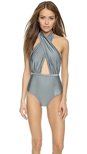 6 Shore Road Cabana Swimsuit