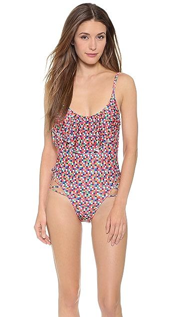 6 Shore Road Tulum One Piece Swimsuit