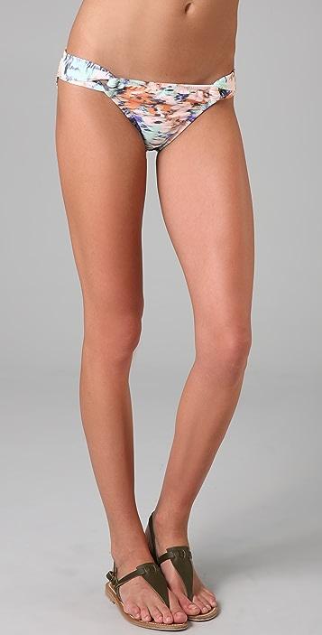 Shoshanna Loop Bikini Bottoms