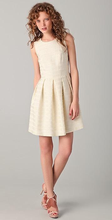 Shoshanna Bridgette Tweed Dress