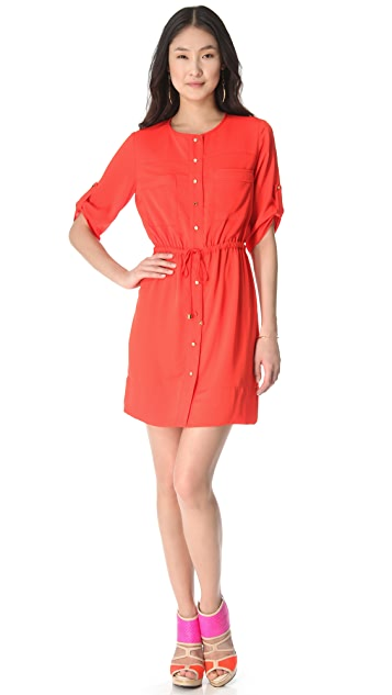 Shoshanna Jodi Shirtdress