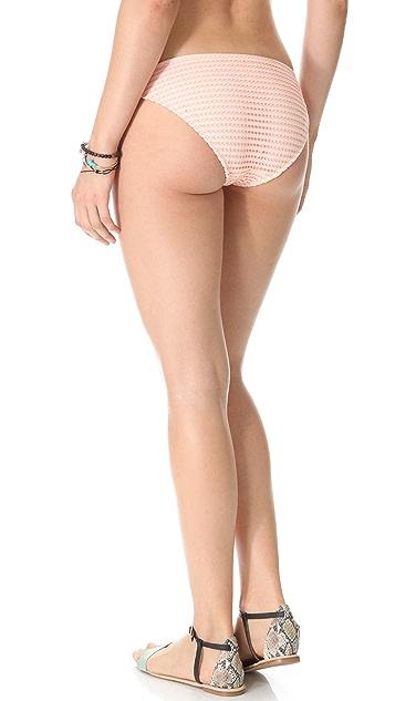 Shoshanna Charlotte Ronson for Shoshanna Adelaide Crochet Bikini Bottoms