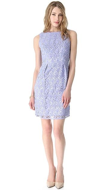 Shoshanna Nyla Lace Sheath Dress