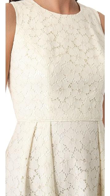 Shoshanna Lace Belinda Gown