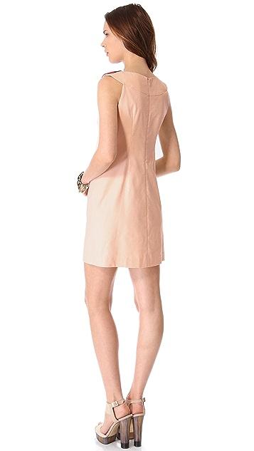 Shoshanna Beaded Hally Shift Dress