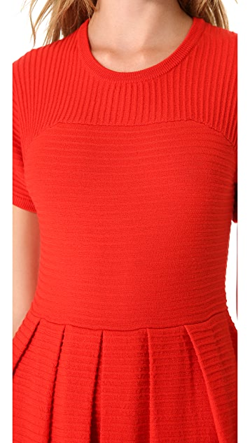 Shoshanna Valentina Sweater Dress