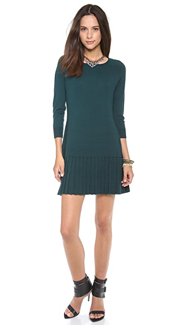 Shoshanna Lisette Sweater Dress