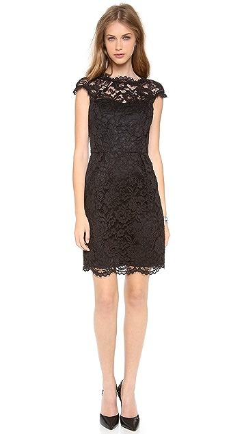Shoshanna Lace Olivia Dress