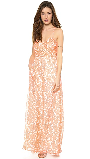 Shoshanna Mia Maxi Dress