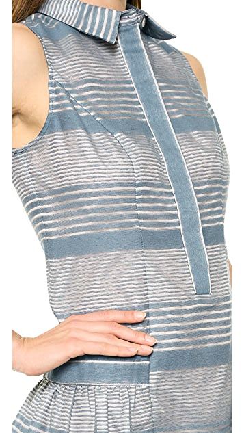 Shoshanna Rachel Shirtdress