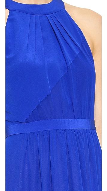 Shoshanna Darren Maxi Dress