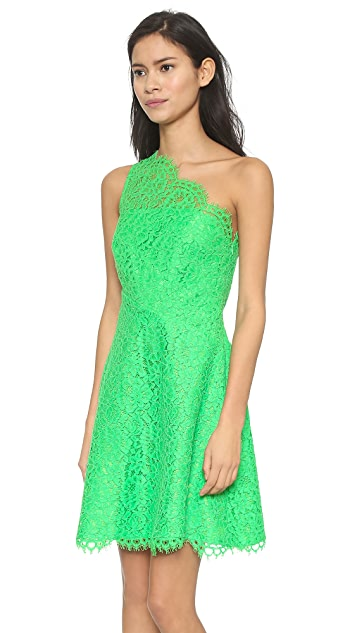Shoshanna Maia Lace Dress