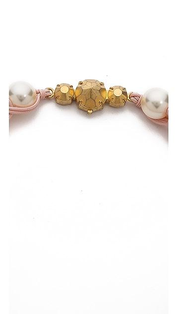 Shourouk Princess Pearl Necklace