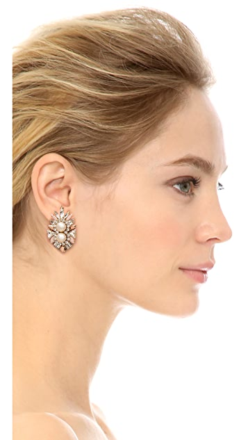 Shourouk Lady Earrings