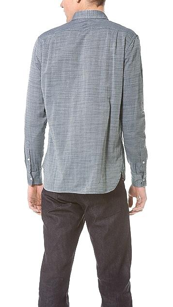 Shipley & Halmos Booster Chambray Shirt