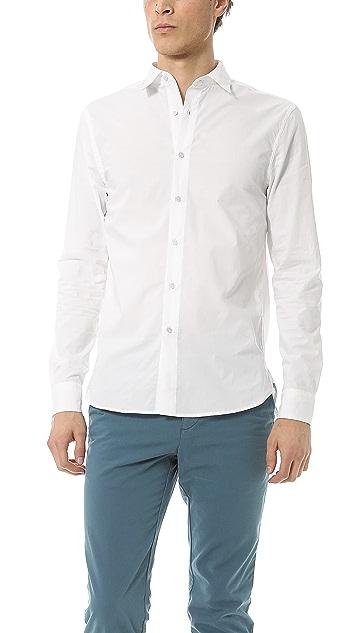 Shipley & Halmos Stone Shirt
