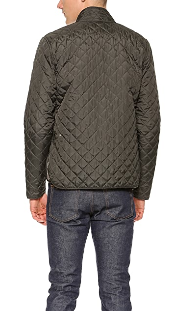 Shipley & Halmos Dean Quilted Jacket