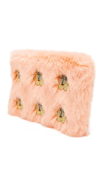 Shrimps Medow Clutch