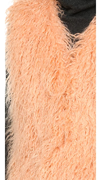 Shrimps Darcy Long Vest