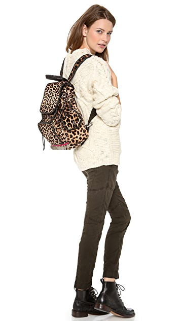 Simone Camille The Haircalf Backpack