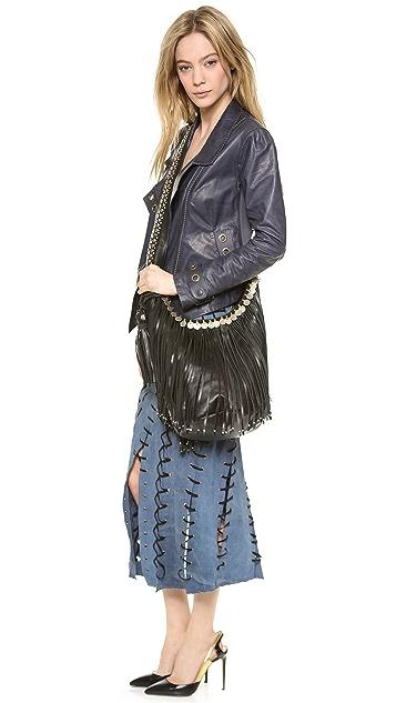 Simone Camille Studded Bucket Bag