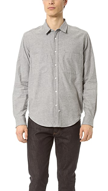 Sidian, Ersatz & Vanes Flannel Shirt
