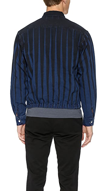 Sidian, Ersatz & Vanes Printed Shirt Jacket