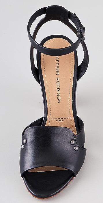 Sigerson Morrison Bunch High Heel Sandals