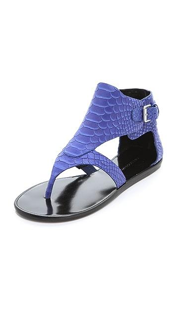 Sigerson Morrison Gillian Flat Sandals