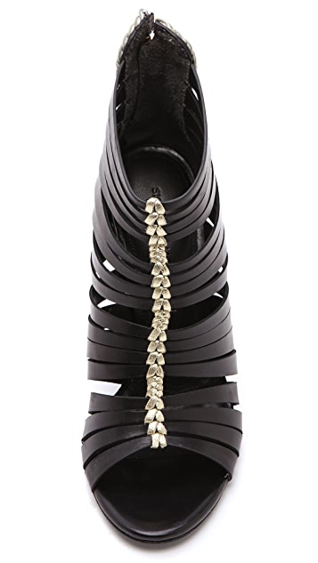 Sigerson Morrison Mary Strappy Sandals