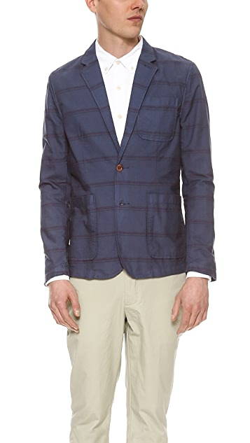 1670 HBC Garry Striped Sport Coat