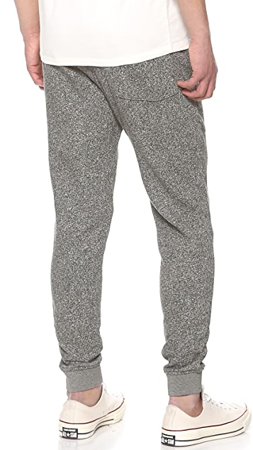 1670 HBC Weekend Sweatpants with Interior Stripe