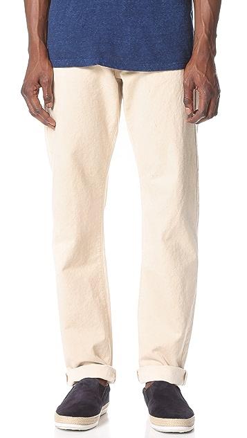 Simon Miller M004 Bolton Wide Leg Jeans