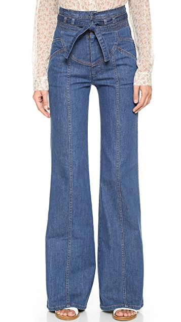 waiting-for-the-sun-bells-jeans by stoned-immaculate
