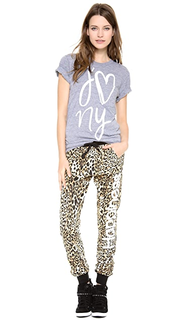 Sincerely Jules I Heart NY Pocket Tee