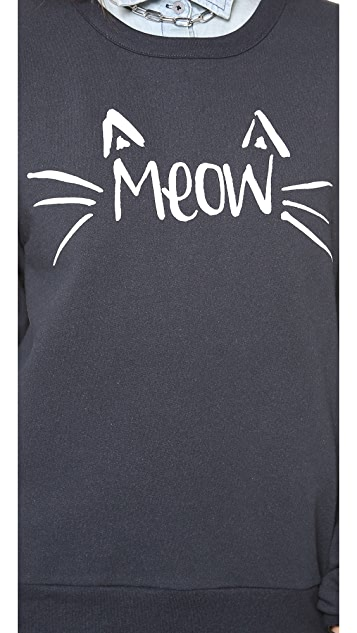 Sincerely Jules Right Meow Sweater