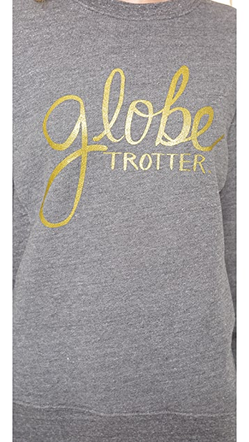 Sincerely Jules Trotting Around the Globe Pullover