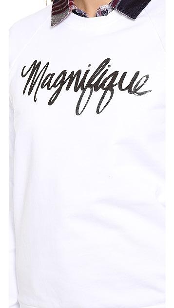 Sincerely Jules Magnifique! Pullover