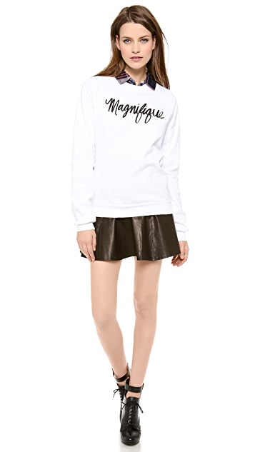 Sincerely Jules Magnifique! Pullover