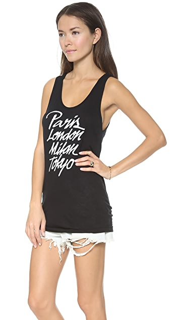 Sincerely Jules City Stacked Tank
