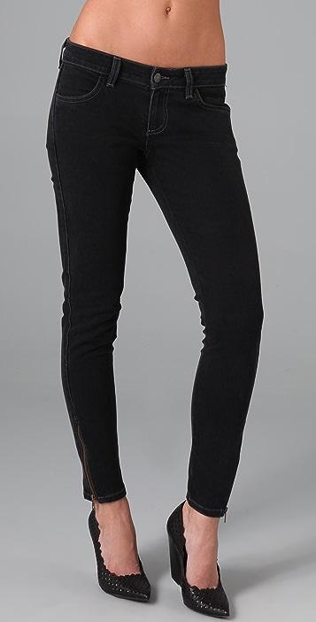 Siwy Abbylee Slim Crop Jeans