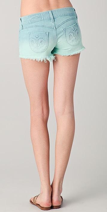 Siwy Camilla Ombre Cutoff Shorts