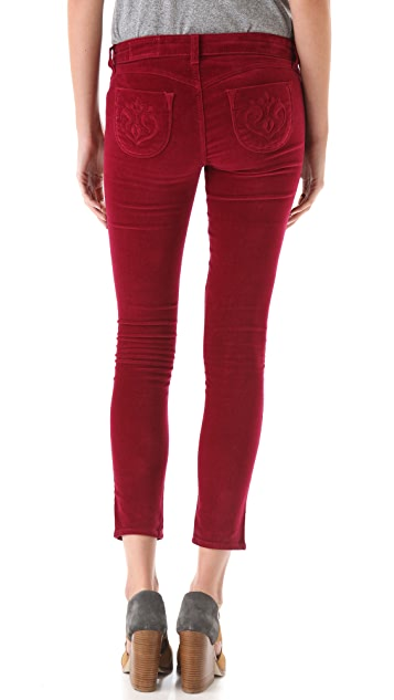 Siwy Hannah Velvet Pants