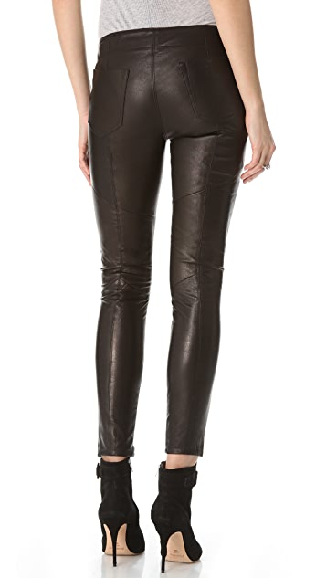 Siwy Giselle Leather Pants