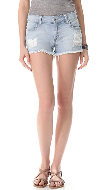 Siwy Britt High Waisted Cutoff Shorts