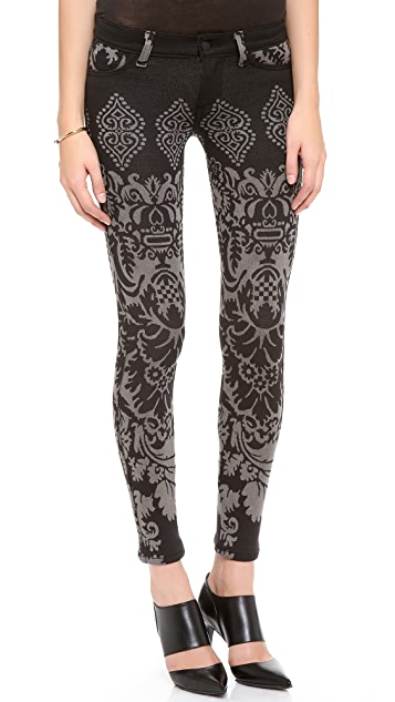 Siwy Hannah Slim Crop Leggings