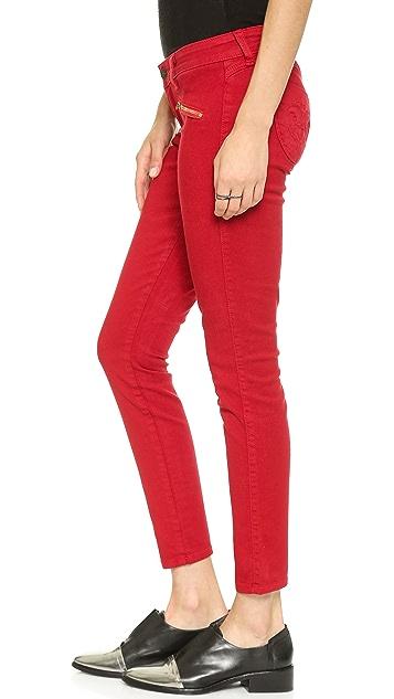 Siwy Michaela Slim Crop Jeans