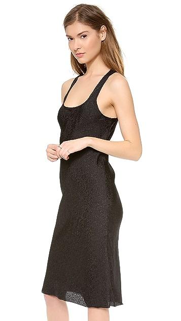 6397 Bias Cut Shift Dress
