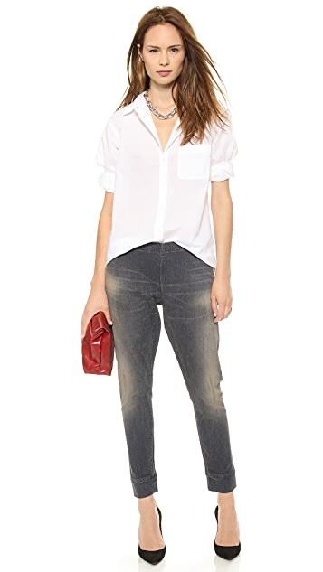 6397 Pull On Jeans