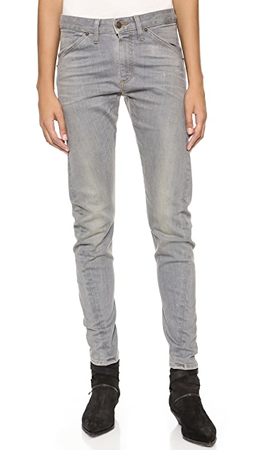 6397 Twisted Seam Jeans